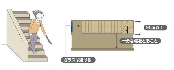 階段平面図_2