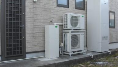 温水床暖房もオール電化に|エコキュート・IH・床暖