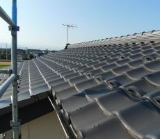 太陽光発電パネル設置の工事の様子を見てみようの画像