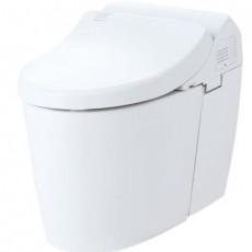 掃除がしやすい今どきのトイレの作り方!お掃除、収納、便器等の構造と機器の紹介の画像