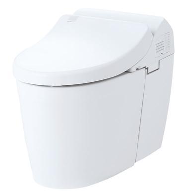 掃除がしやすい今どきのトイレの作り方!お掃除、収納、便器等の構造と機器の紹介