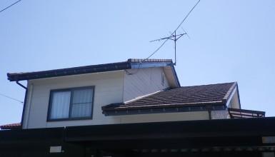 コロナ重ね葺き 屋根工事|カバー工法