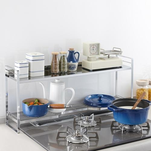 最先端のキッチン、クローゼットまわりの収納グッズ。限られたスペースを活用しよう!