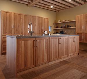 天然無垢材を使ったキッチンでおしゃれ空間を演出