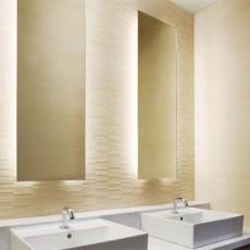 デザインリフォームの壁材アイテムはエコカラットがおすすめの画像