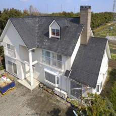 屋根の色あせの原因と対処法の画像