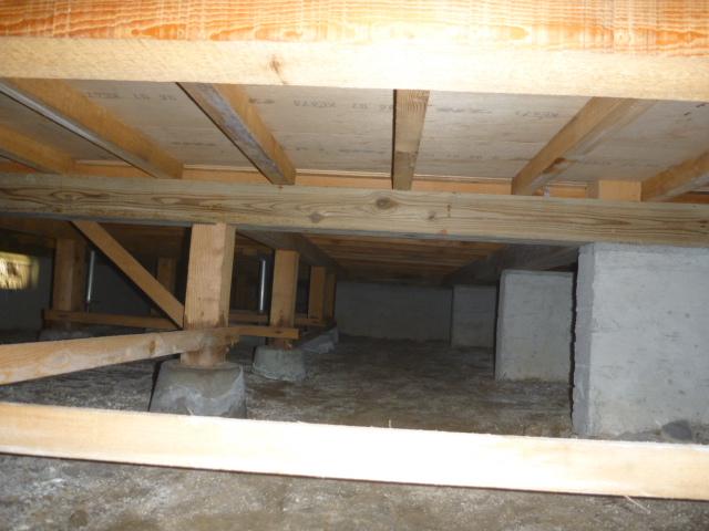 寒い部屋は、床下断熱ウレタン吹付で解消|断熱改修工事