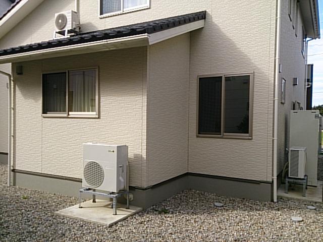 新築住宅→更に増築