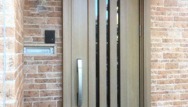 玄関ドア取替工事|YKKAP『かんたんドアリモ』断熱タイプ