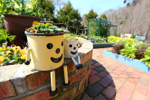 手間のかかりにくい家の庭を作る方法
