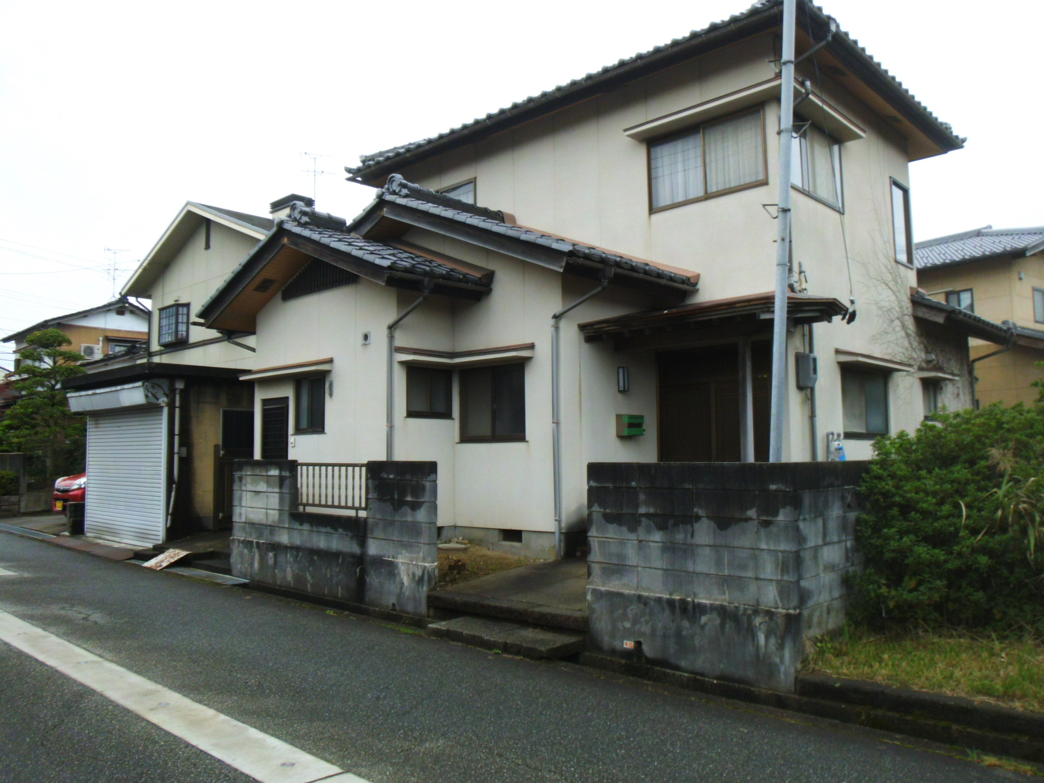 [富山県・築32年の中古住宅]ホームインスペクション実例集の画像