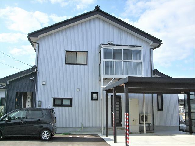 【入善町完成】バルコニー・窓リフォーム工事