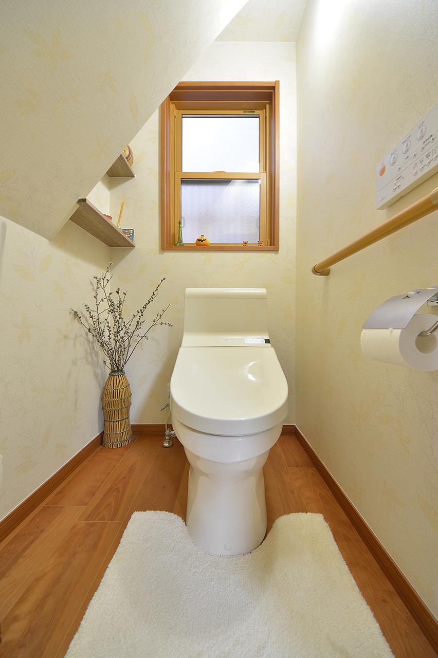 和式トイレから洋式トイレへ改装工事