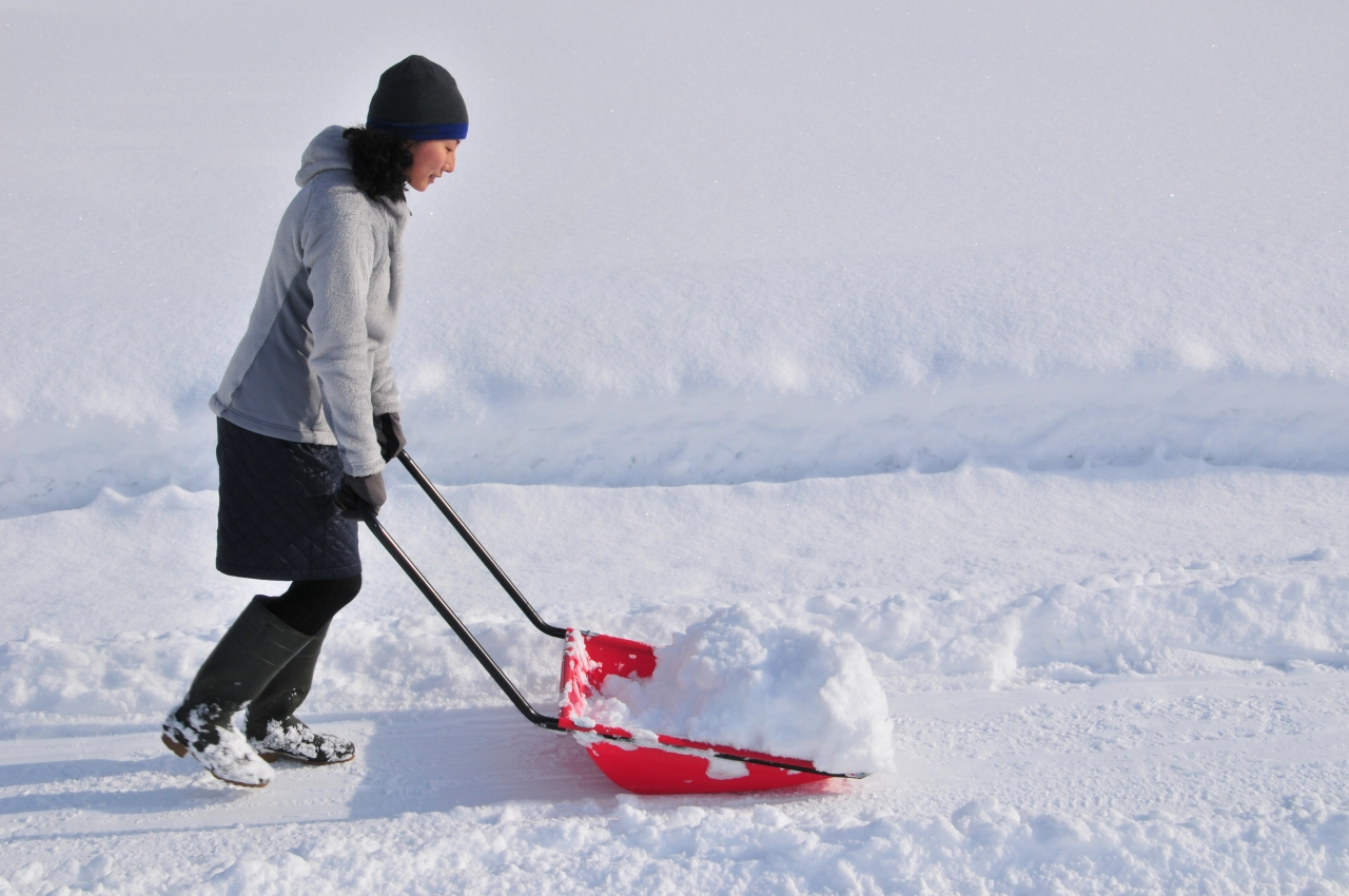 いつ頃雪下ろしをするのが良い?雪の重みで考える北陸の雪下ろしの目安の画像