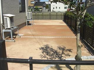 【魚津市工事完了】お庭の雑草なんとかしたい エクステリア工事