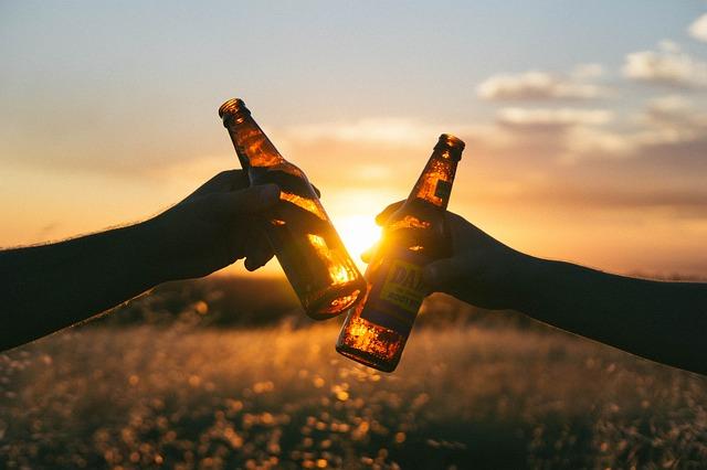 夏に飲みたい!ノンアルコールビールの画像