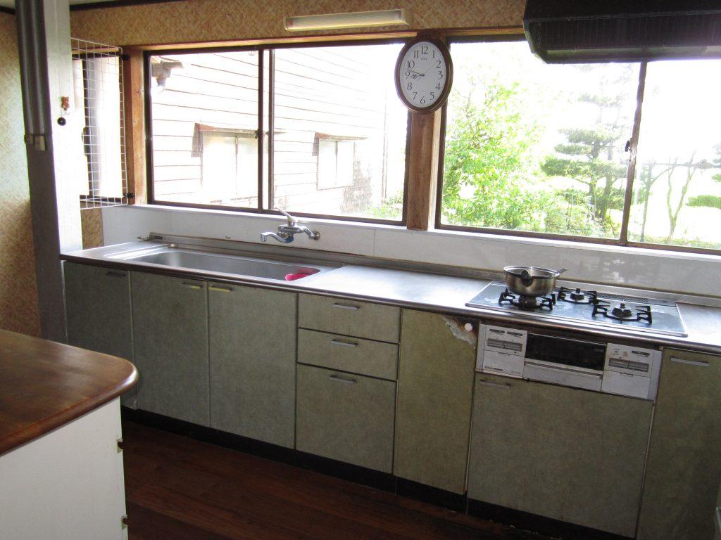 システムキッチン入替工事|料理がもっと楽しくなるリシェルSIを採用