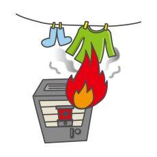 冬は特に注意したい!住宅火災から身を守るためにの画像