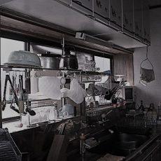 【入善町工事中】キッチンがリビングになる♪LIXILリシェルSiセラミックカウンターの画像