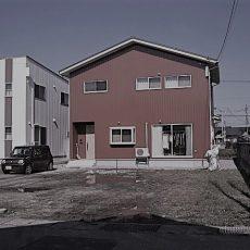 【滑川市 完成】バイク好きご主人のガレージ&アルミカーポートの画像