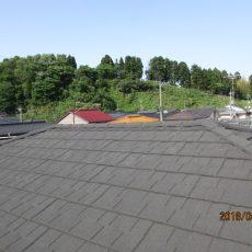 外装リフォーム工事~屋根と外壁をきれいに!の画像