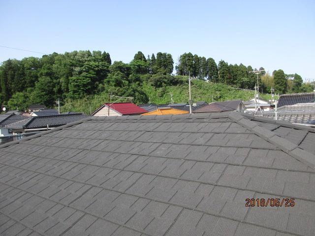 外装リフォーム工事~屋根と外壁をきれいに!