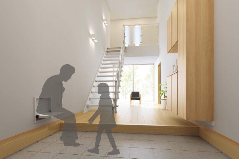 玄関ベンチの便利な使い方と設置方法