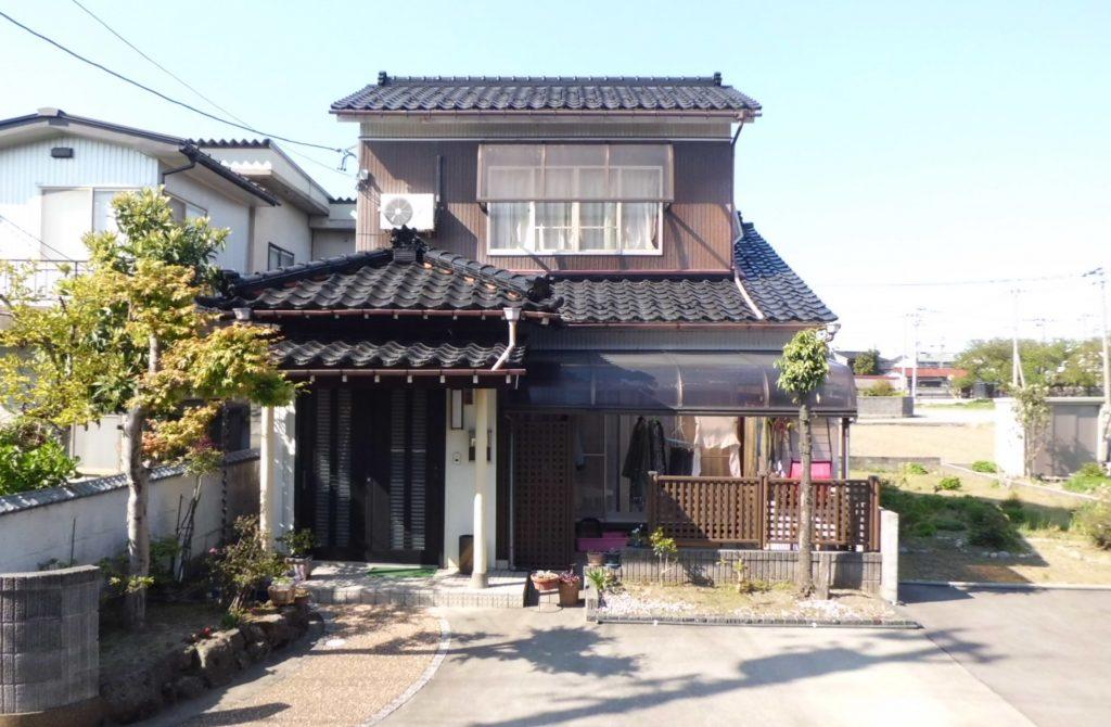 外装改修工事~外観をスタイルチェンジ~