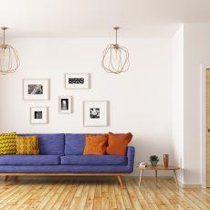 秋を感じる部屋と庭の模様替え!の画像