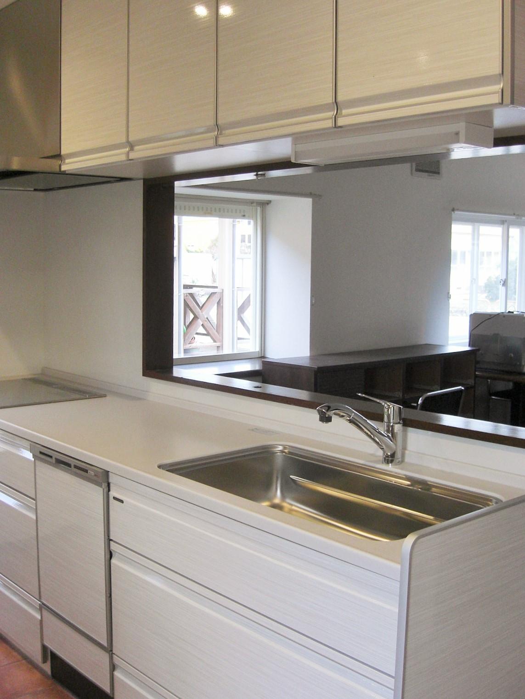 使いやすくお手入れ簡単システムキッチン「グランディア」