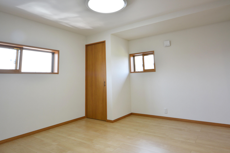 和室から洋室に改装工事