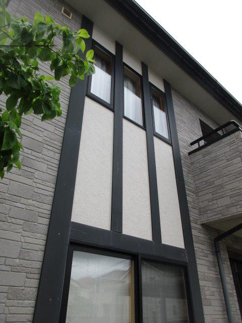 外壁塗装工事|築15年目での外装リフォーム工事