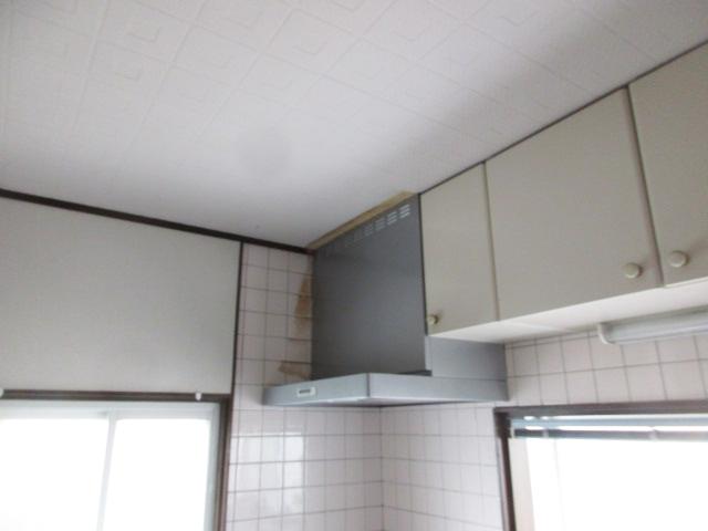 外壁部分補修がアクセントになりました。