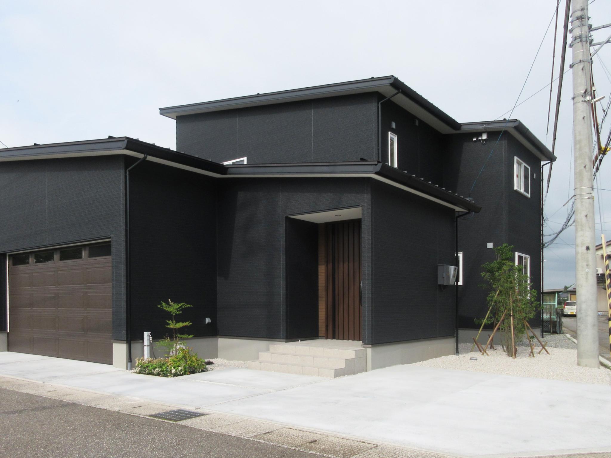 新築のお家に合った外構のご提案いたします。