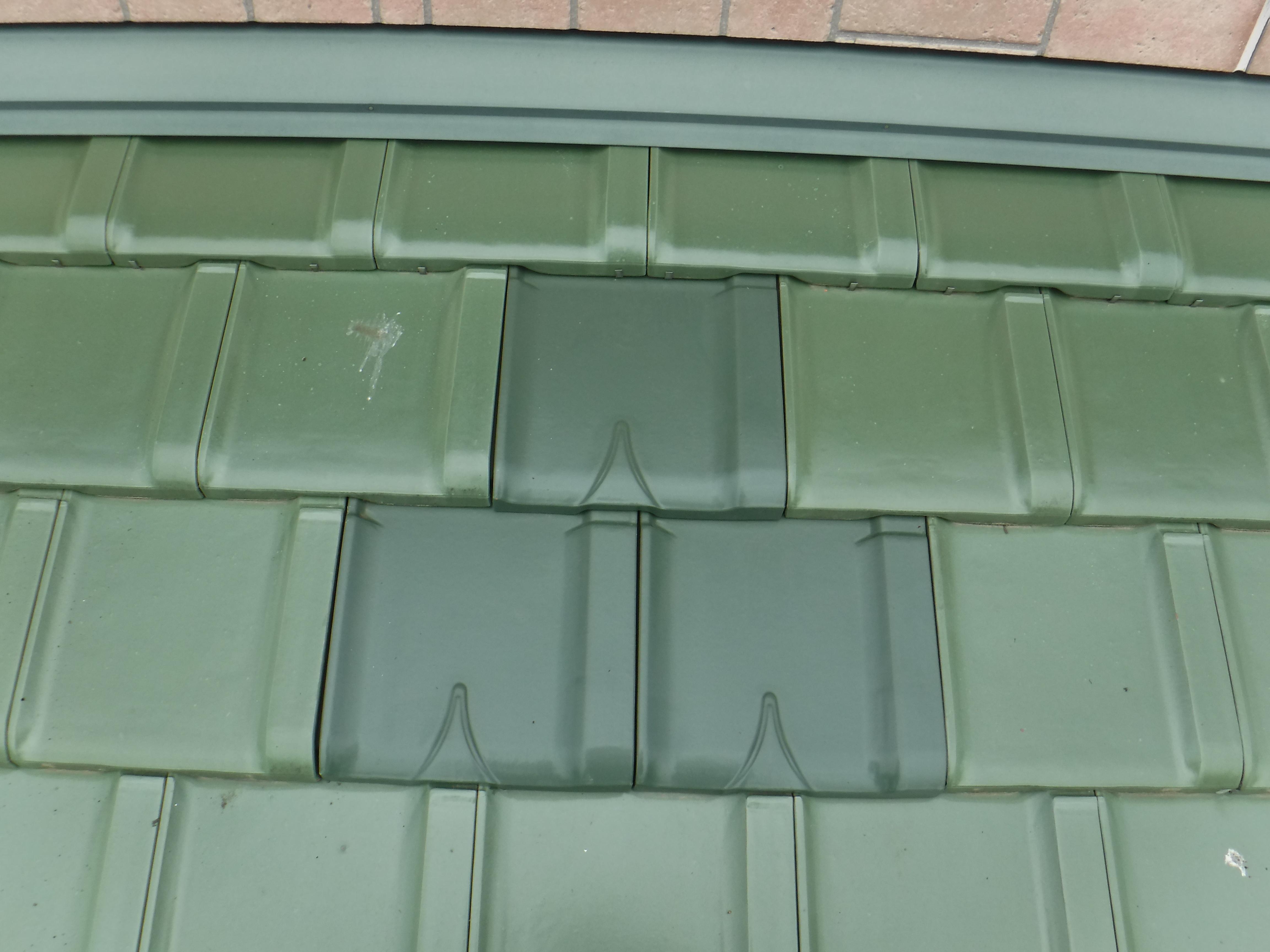 屋根瓦修繕