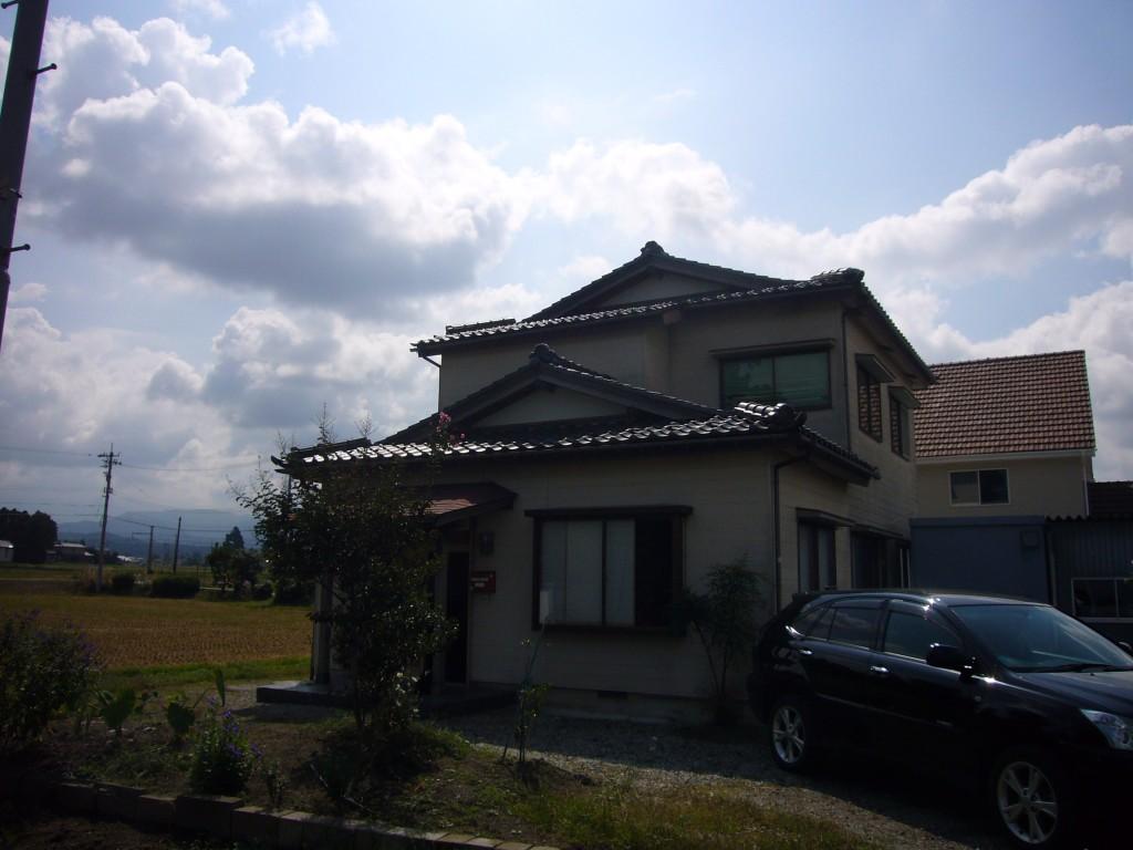 富山市の中古住宅総合リフォームの画像